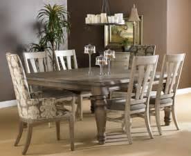 Dining Table And Chairs Gray Dining Table Grey Finish Dining Table