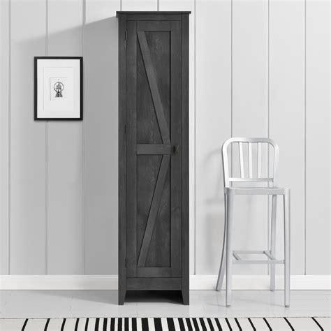 ameriwood furniture farmington  wide storage cabinet