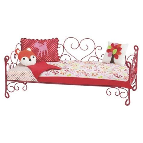 target american girl doll bed our generation doll furniture