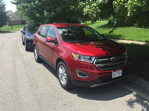 ford edge crossover ford edge
