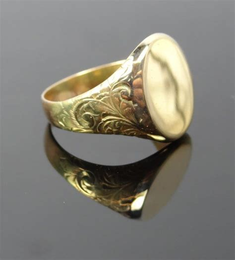Bling Gold Pita 1000 images about antique s rings on mens