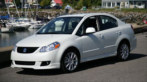 2008 Suzuki Sx4 Sedan Review Car Reviews From Industry Experts Auto123