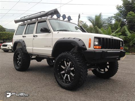 jeep grand cherokee off road wheels jeep cherokee maverick d537 gallery fuel off road wheels