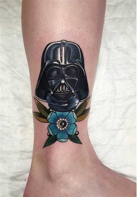 wars leg l 32 wars tattoos for fans and geeks styleoholic