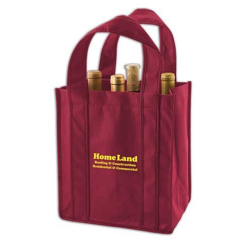 Tote Bag 2 domestic non woven 6 bottle tote wine bags