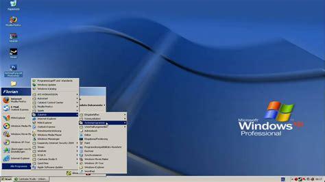xp tutorial german windows xp schneller machen s 228 ubern tutorial deutsch