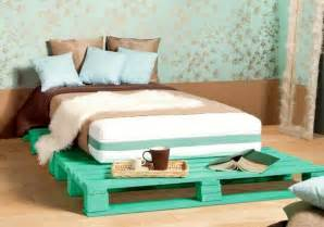 Bed Frame Ideas Cheap 50 Creative Diy Pallet Bed Ideas 2016 Cheap