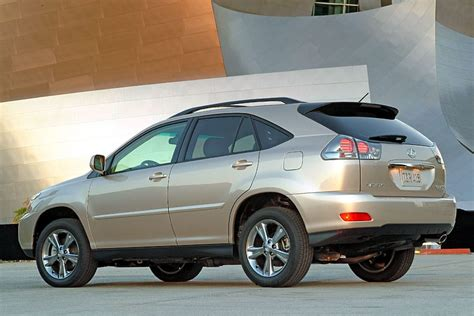 2006 Lexus Rx400h Review by 2006 Lexus Rx 400h Reviews Specs And Prices Cars