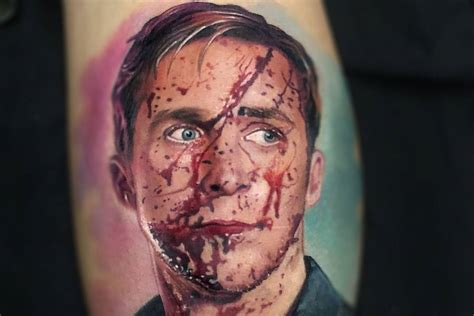 meet tattoo artist paul acker a master of ink horror