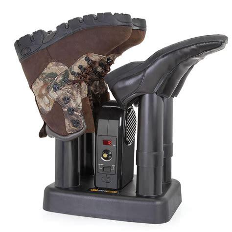 boot dryer the best shoe and boot dryer hammacher schlemmer