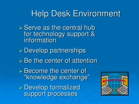 jmu help desk ppt and external communication and collaboration building a strong help desk