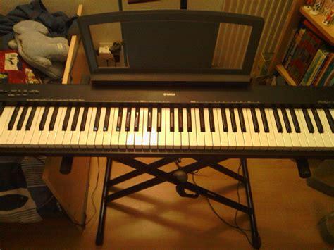 Keyboard Yamaha Np 30 Yamaha Np 30 Image 506336 Audiofanzine