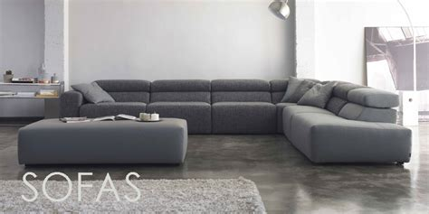 contemporary modern furniture and designer sofas