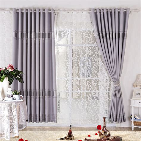 nice bedroom curtains modern looking energy saving nice bedroom curtains