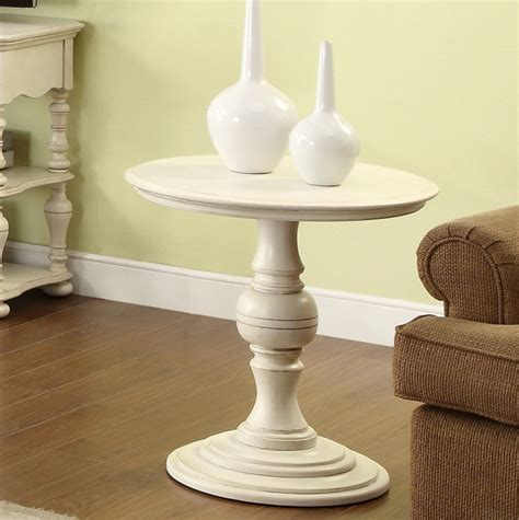 white round accent table accent table home design ideas