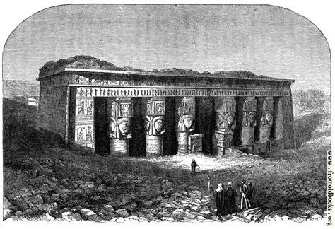 temple of the black light books temple of dendera