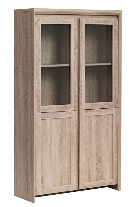 Bed Bath Shower Curtain display cabinet hallund oak jysk