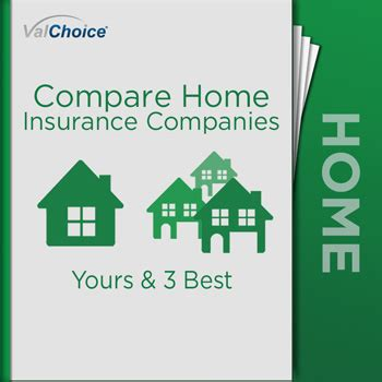 Compare Insurance Companies by Compare Homeowners Insurance Rates In Your State Valchoice