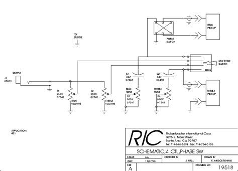 rickenbacker 4001 wiring diagram rickenbacker 4003 wiring