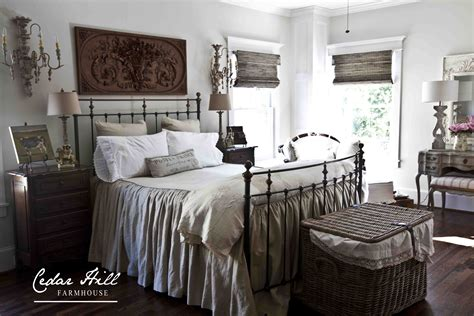 bedroom linen 6 ways to style a bed cedar hill farmhouse