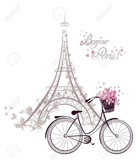 imagenes vintage imagenes de paris en dibujo buscar con google torre