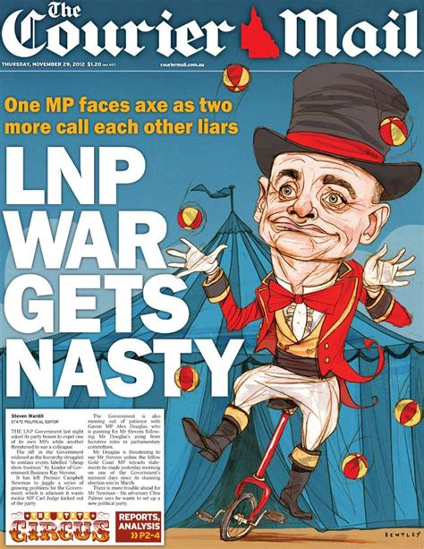 courier mail jobs section kap mp shane knuth says lnp delusional over vote to deny