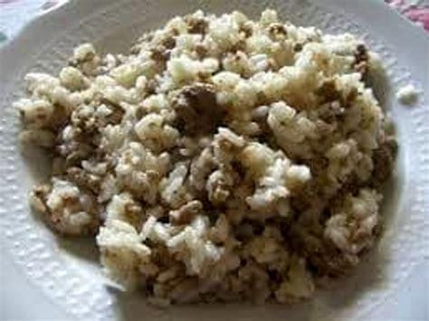 risotto con tastasal alla mantovana le ricette della tradizione veronese il risotto alla pilota