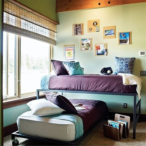 bed alternatives small spaces photo by thomas j story a bunk bed alternative trundle