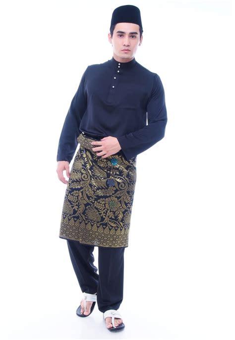 Imej Baju Melayu Teluk Belanga qiya saad fesyen baju melayu cekak musang sempena hari raya puasa