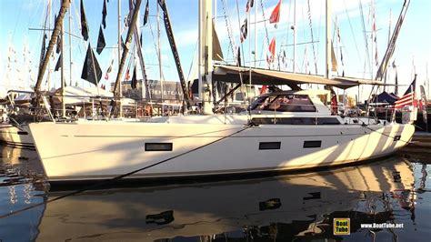 2017 amel 55 quick walkaround 2017 annapolis sail boat - Amel Annapolis Boat Show