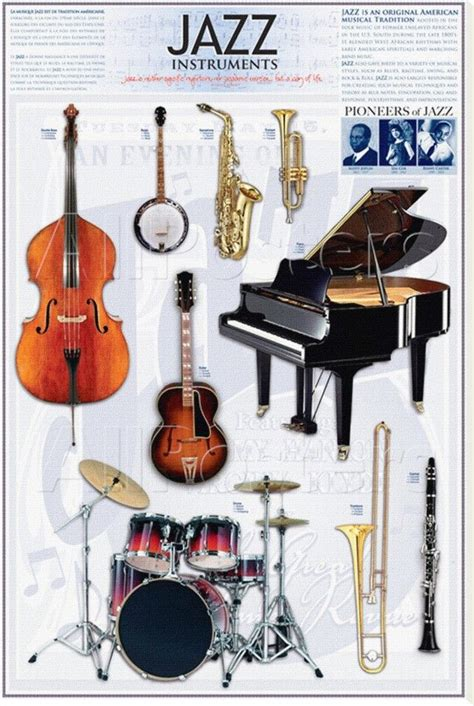 Swing Jazz Instruments 60 Best Images About Musical Instruments Ensembles On