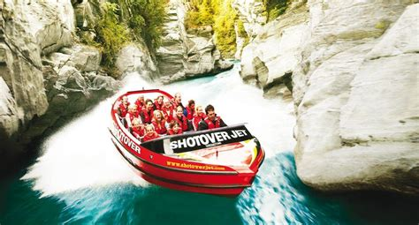 jet boat tour queenstown new zealand iconic nz experience queenstown jet boat shotover jet