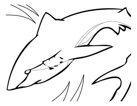 Coloriage Requin Qui Nage Dessin Gratuit 224 Imprimer Dessin Colorier Requin Scie A Imprimer L