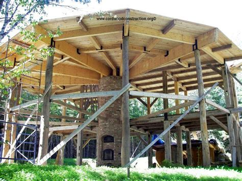 cordwood home plans going bananas for cordwood in quebec cordwood construction