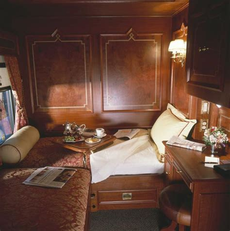 bedroom express suite royal canadian pacific from luxury train club flickr