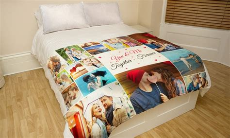 Customized Blankets With Photos by Printerpix Up To 90 Groupon