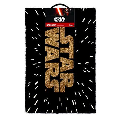 felpudo star wars felpudo logo star wars