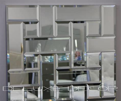 beveled edge mirror wall tiles bevelled edge tile mosaic frame mirror panel 4560 1275 x