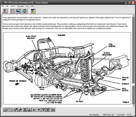 old car manuals online 1997 ford aerostar engine control ford aerostar 3 0 1997 auto images and specification
