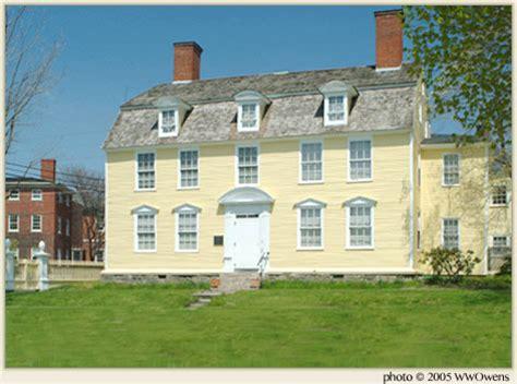 John Paul Jones House Portsmouth Historical Society
