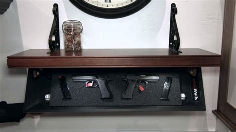 Tactical Walls    Not Your Father's Gun Safe   YouTube