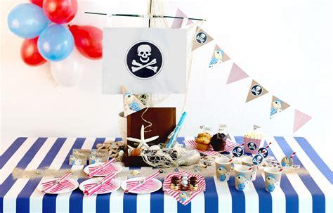 tolle deko f 252 r eine gelungene piratenparty wundermagazin
