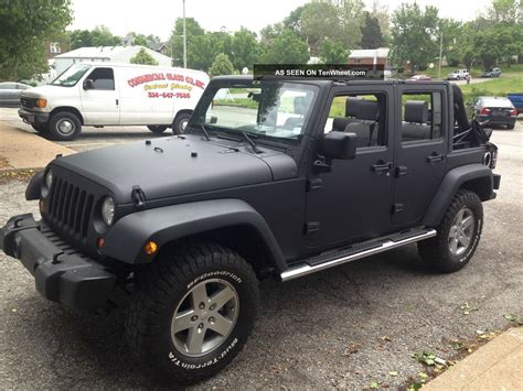 jeeps matte black matte black jeep jk google search linex jeeps