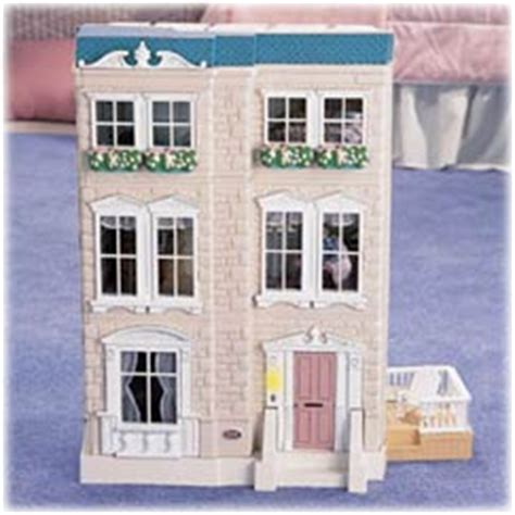dollhouse 2000s fisher price dollhouses