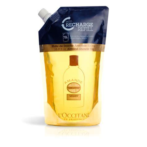 L Occitane Almond Shower Refill 500ml Cp 540 almond shower eco refill l occitane canada