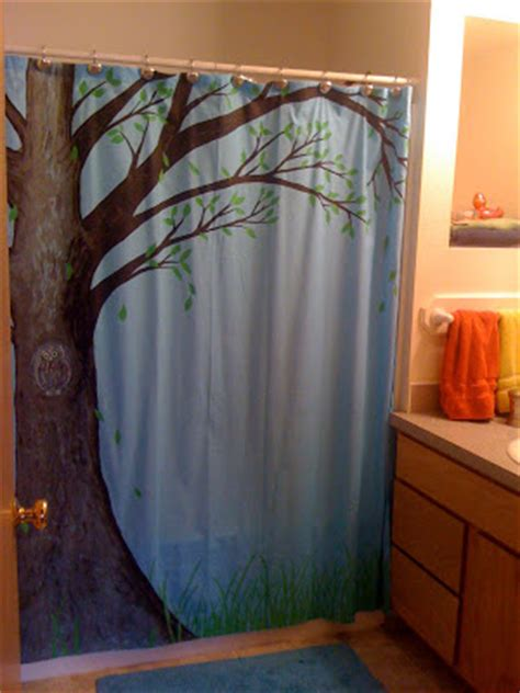 owl shower curtain bed bath and beyond can can dancer owl shower curtain