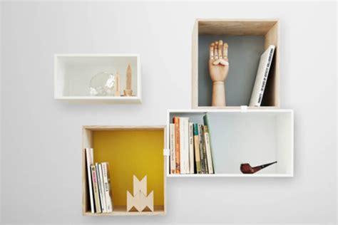 Mini Shelf Systems by Mini Stacked Shelf System Muuto Stylepark
