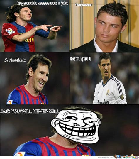 biography of messi and ronaldo messi and ronaldo funny quotes quotesgram