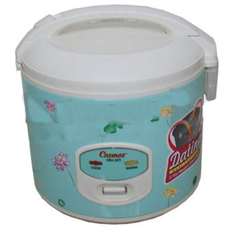 Panci Magic Cosmos Crj 612 harga panci magic magic jar rice cooker cosmos kapasitas 0 6 liter pricenia