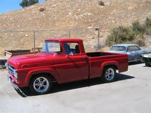 1957 Ford Truck For Sale 1957 Ford Jt Metal Works